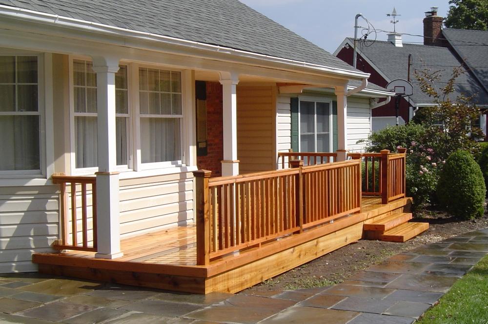 Long Island Cedar Deck Builder Distinctive Decks