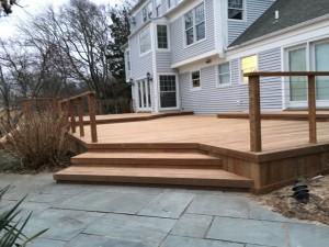 Ipe Wood Decking Long Island